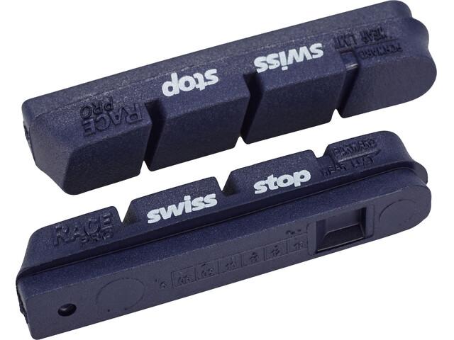 DT Swiss BXP Felgenbremsbeläge für Campagnolo DT PR 1400 Oxic blau